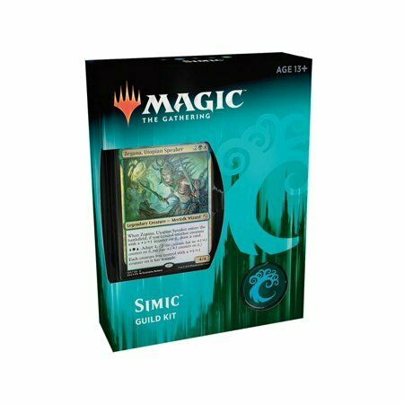 Magic: The Gathering Guild Kits: Simic Combine