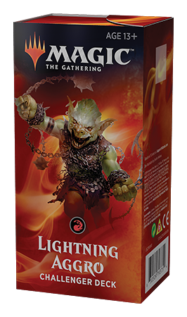 Magic: The Gathering Challenger Deck: Lightning Aggro