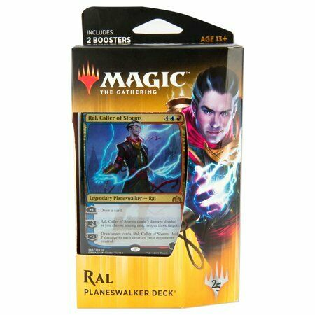 Magic: The Gathering Planeswalker Decks: Ral