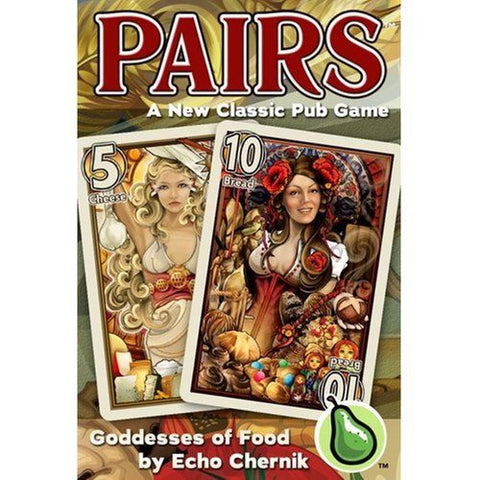 Pairs: Goddess of Cuisine
