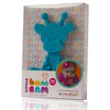 Baby Teething Toy Little bamBAM - Cyan