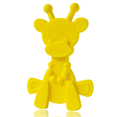 Baby Teething Toy Little bamBAM - yellow