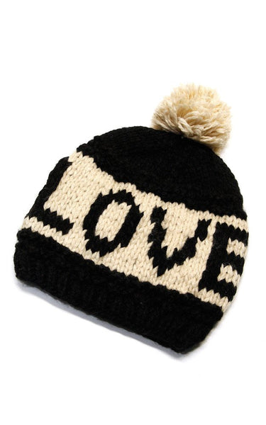 Witchy Poo's Black Love Hat