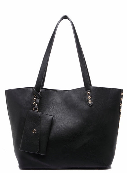 Witchy Poo's Stud Tote Bag
