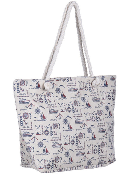 Witchy Poo's  Nautical Life Bag