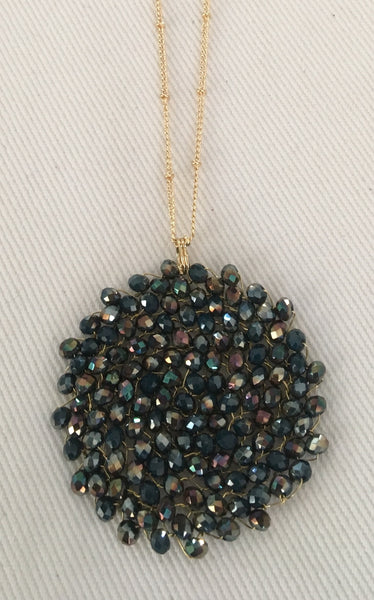 Witchy Poo's Turquoise Mix Chilmark Necklace