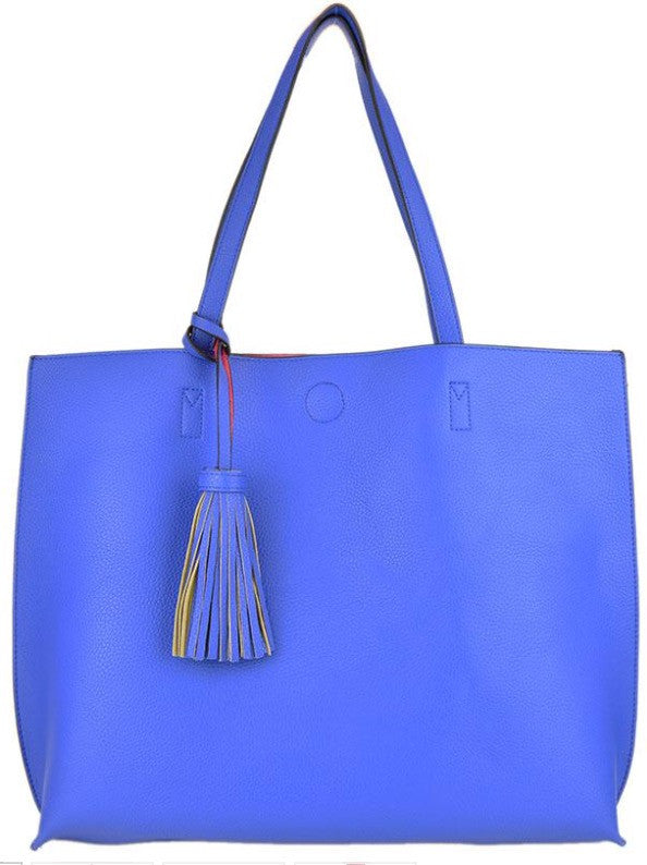Witchy Poo's Royal Tassel Tote