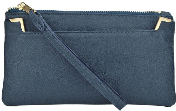 Witchy Poo's Solid Envelope Clutch