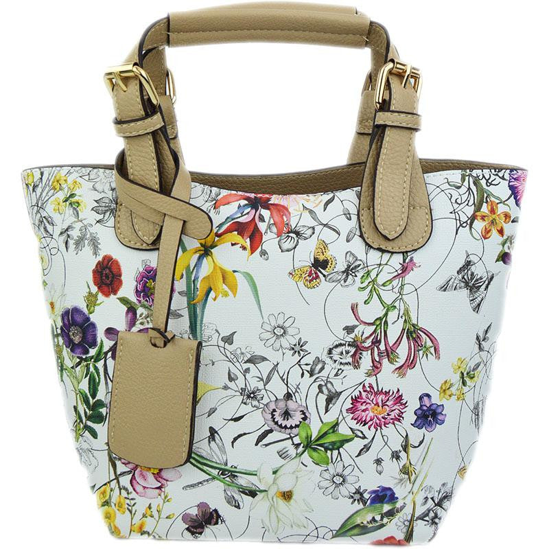 Witchy Poo's Floral Mary Beth Bag