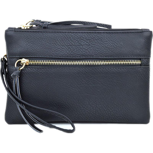 Witchy Poo's Hillary Convertible Cross Body Wristlet