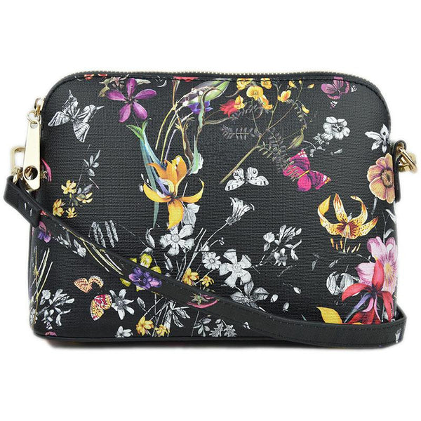 Witchy Poo's Floral Petite Bag