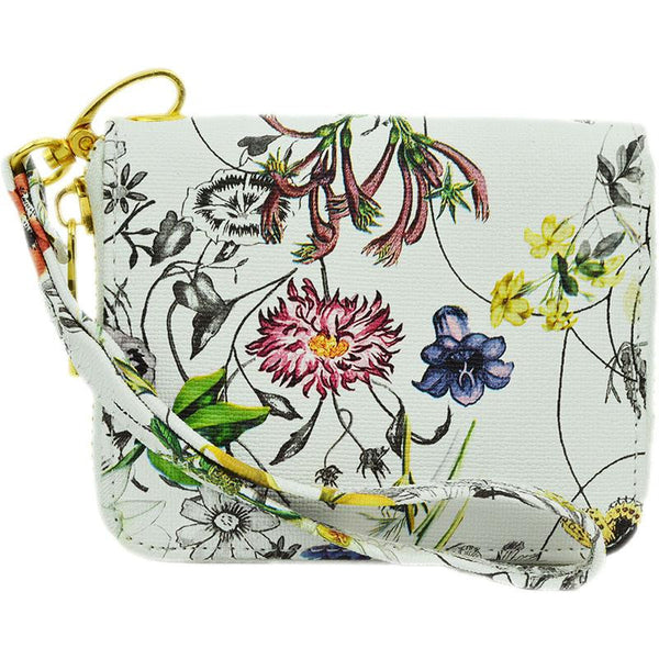 Witchy Poo's Small Floral Wallet