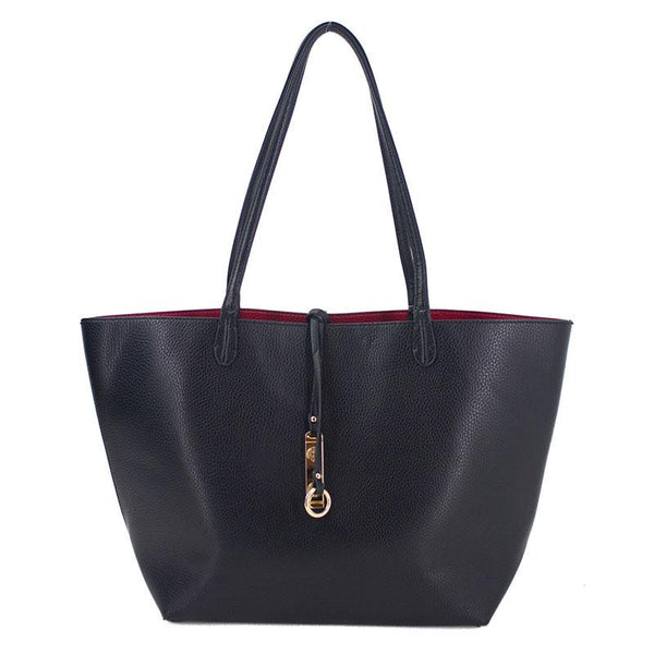 Copy of Witchy Poo's Solid Lori Reversible Tote