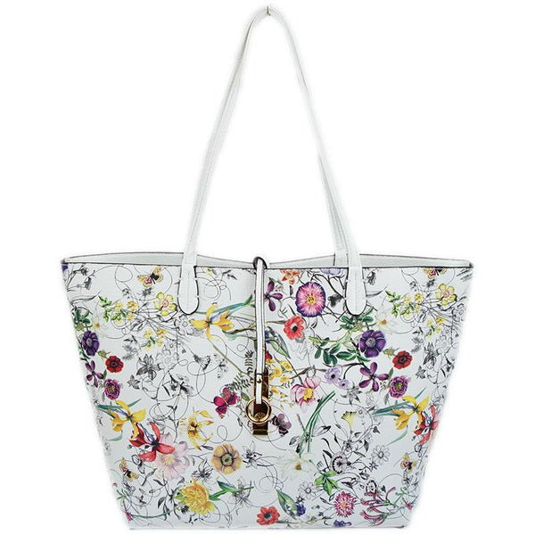 Witchy Poo's Reversible Flower Tote