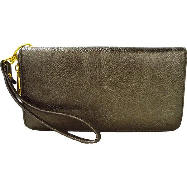 Witchy Poo's Zip Around Wallet/Wristlet
