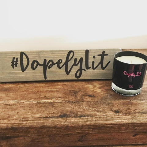 dopelylit candles