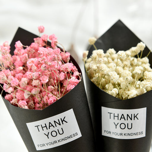 Luxury Large Biodegradable Confetti Packets | Suitable for all Wedding confetti | Boho Design | Personalised