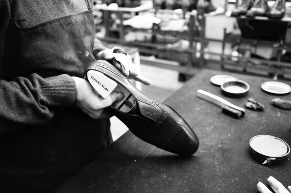 Caring For Calf Leather Shoes