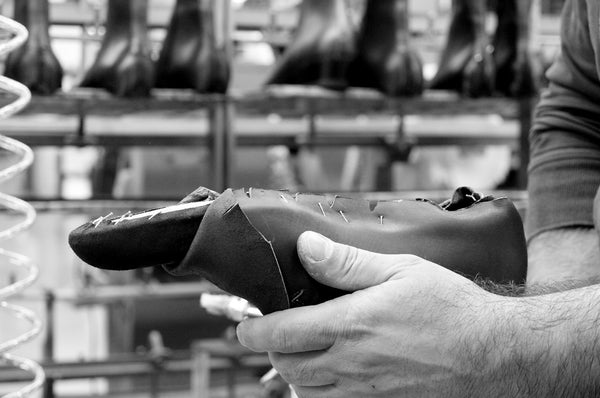 The Art Of Lasting Shoes By Hand