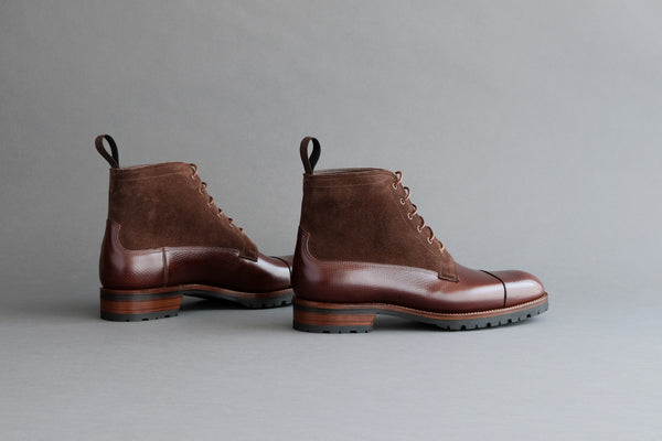 The Blucher Boot