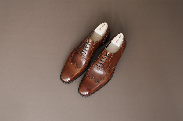 ZB 153 Wingtip Oxfords