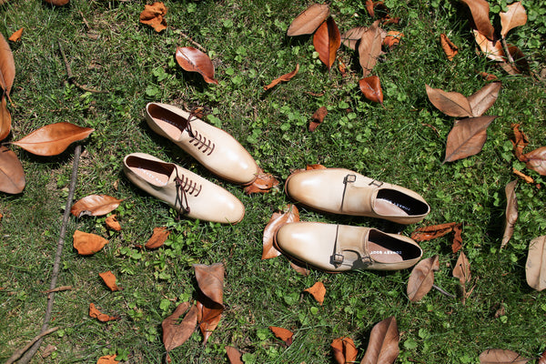 ZB 125 Ladies Oxfords & ZB 122 Gents Monks