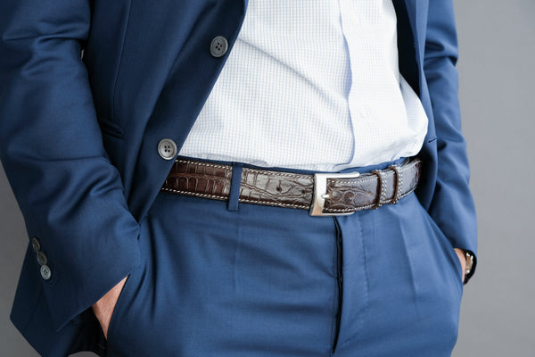 What's In A Handmade Belt