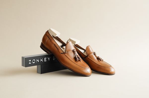 ZB 061 Tassel Loafers