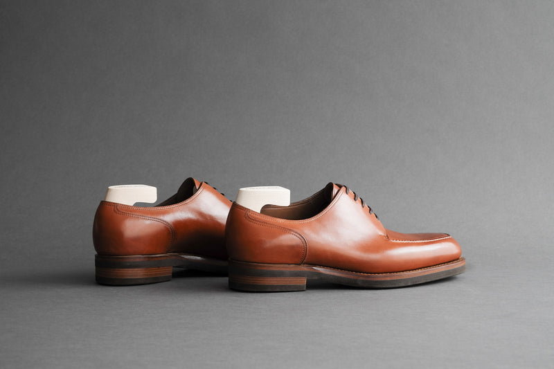 TwoOneFour.Edric Hand Sewn Split-Toe Derby From French Calf