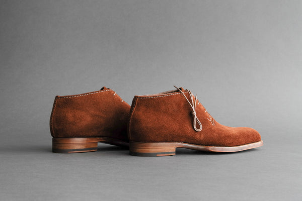 OneOneOne.Thiago Hand Sewn Wholecut Derby Boots