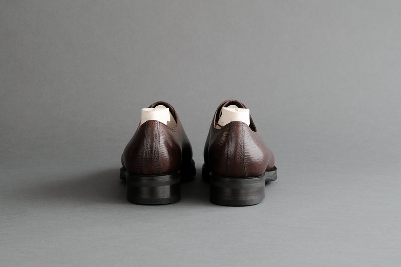 OneFourFour.Franz Wholecut Oxfords From Bovine Leather