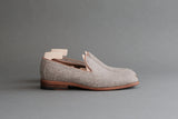 ZeroSevenFive.Grant Plain Loafers From Wool Lined With Calf Leather