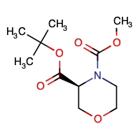 (S)-tert-butyl methyl morpholine-3,4-dicarboxylate