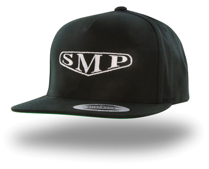 Way Back Snapback Flat Peak Cap - smpclothing