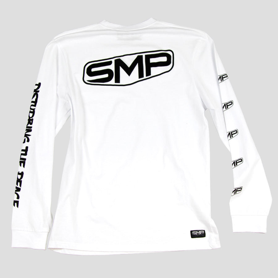 Disturbing The Peace L/S T-Shirt - smpclothing