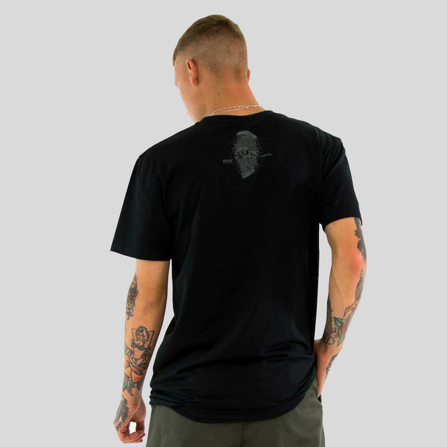 Arboral Skull Artist Series T-Shirt - smpclothing