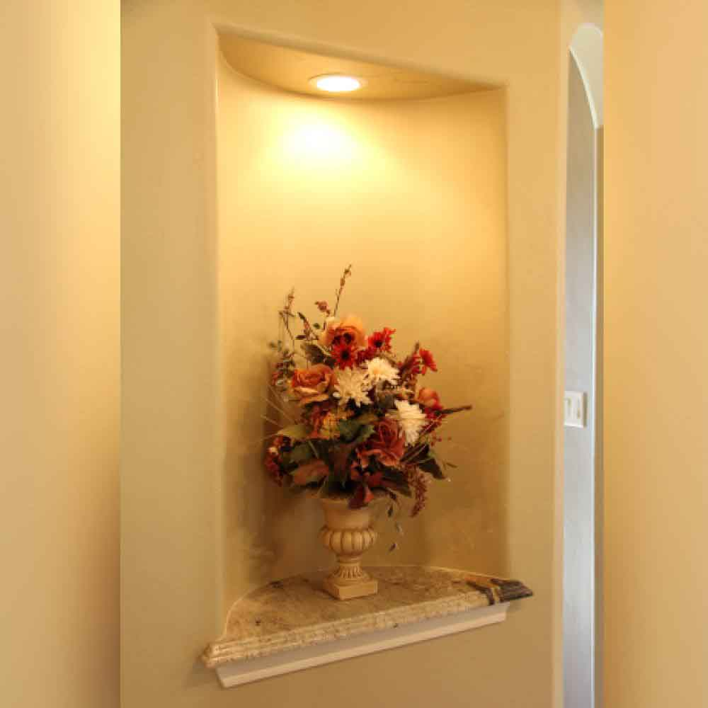 7 Wall Niche Ideas That Will Transform Your Home Archways Ceilings