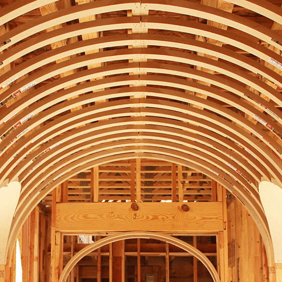 Barrel Vault Ceilings