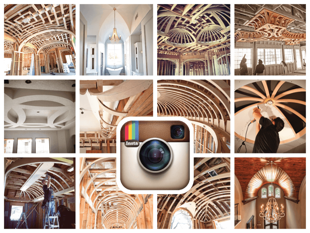 12 Decorative Ceilings of 2015