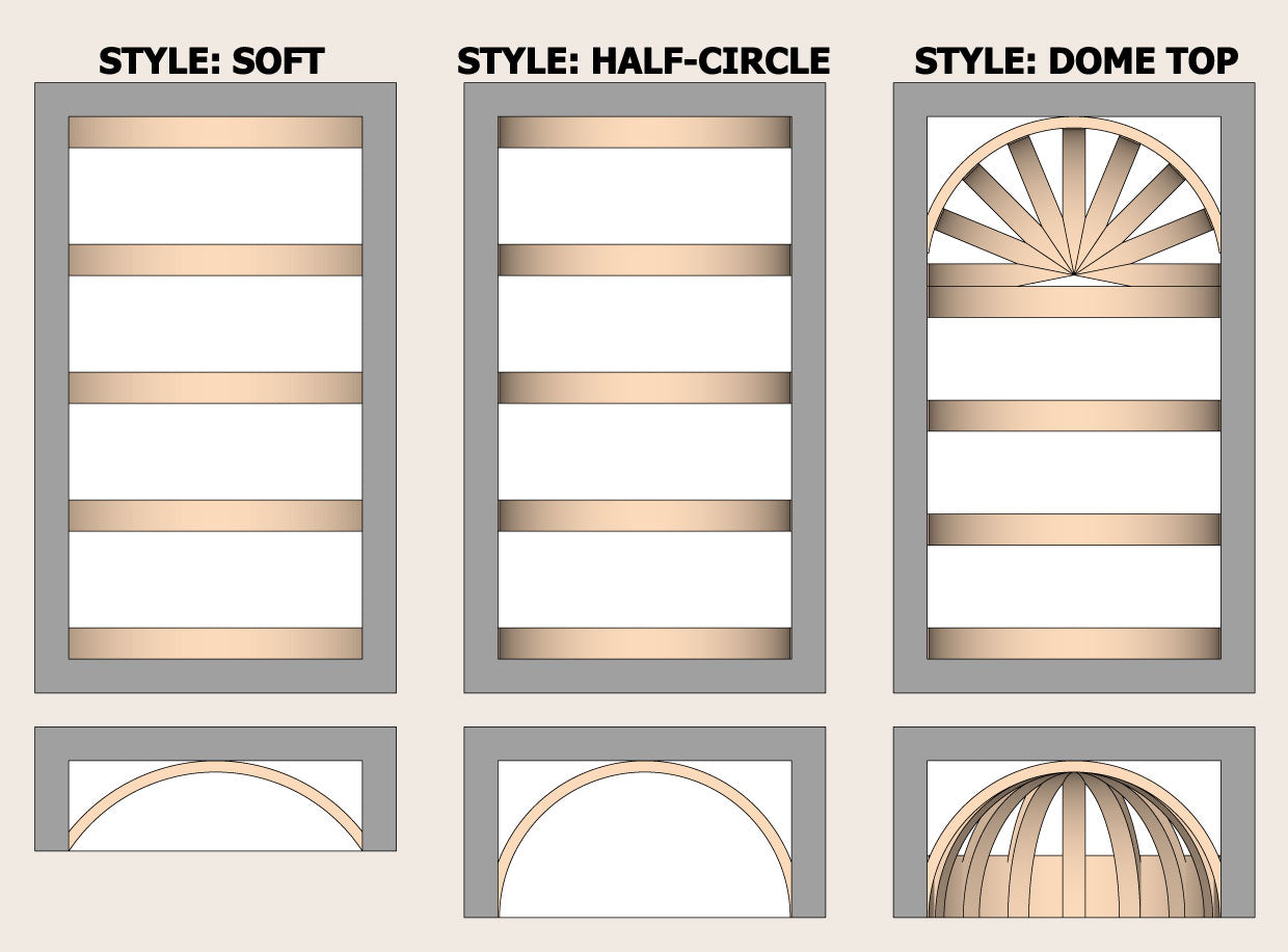 Choosing Your Wall Niche Style