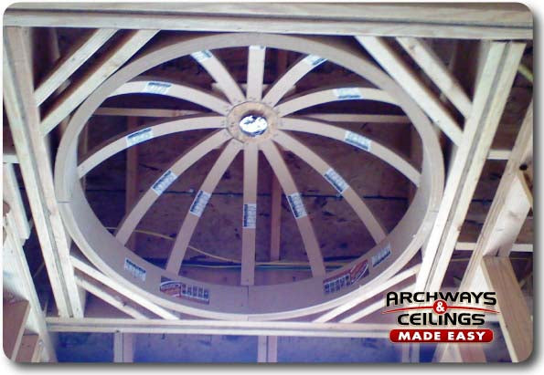 dome ceiling kit