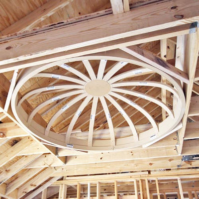 Dome Ceilings Photo Gallery