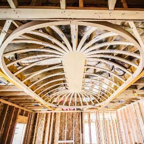Elongated Dome Ceilings Photo Gallery
