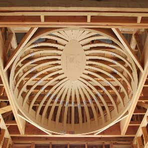 Oval Dome Ceilings Photo Gallery