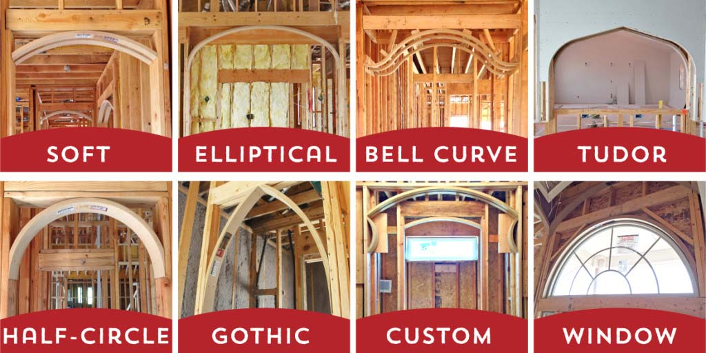 custom archways