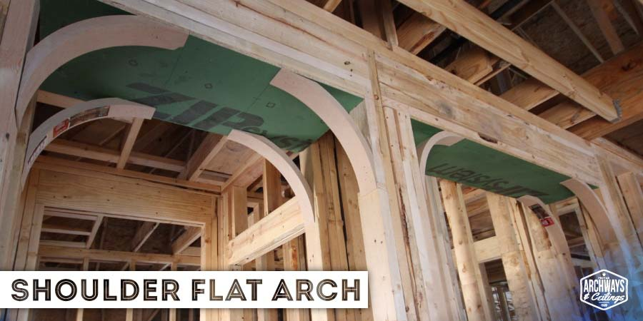 types-of-arches-shoulder-flat-arch