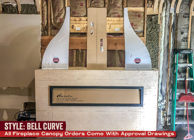 The Bell Curve Canopy Hood
