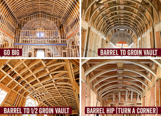 Barrel Vaults