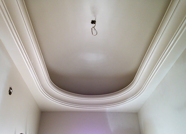 Elongated Dome Ceilings