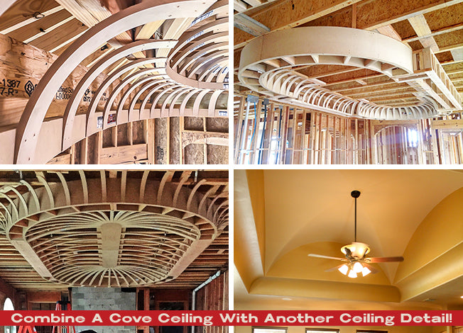 Cove Ceilings